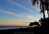 Sunset Torre del Mar -Picture for gallery Photos